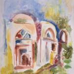 צהרי ירושלים 2  -  30x40